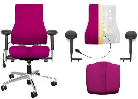 Uw Axia® bureaustoel op maat