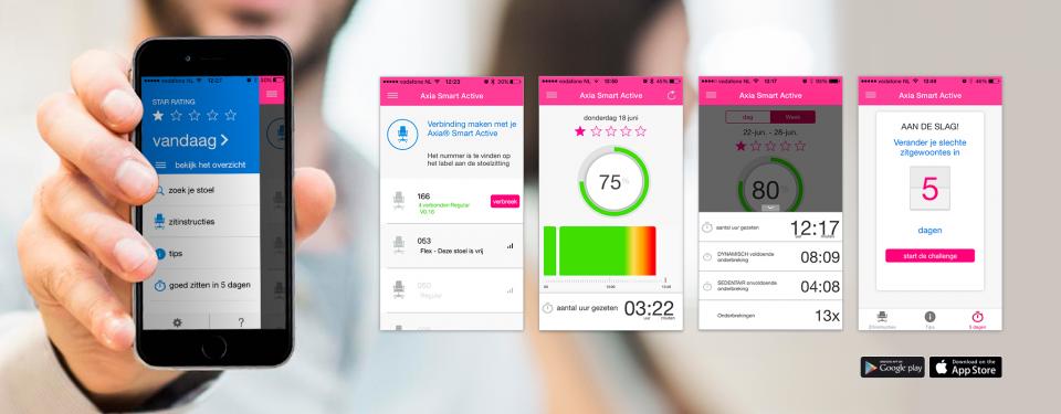 Axia Smart Active App