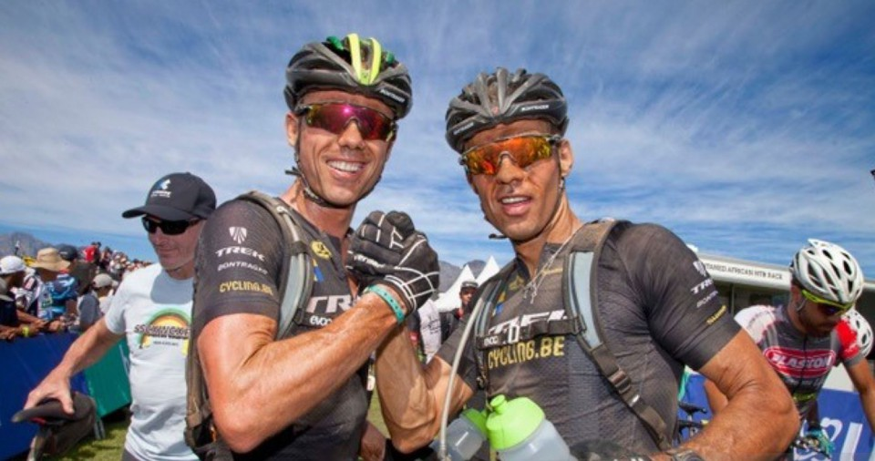Sven Nys op BMA@Work! - Winners have a plan